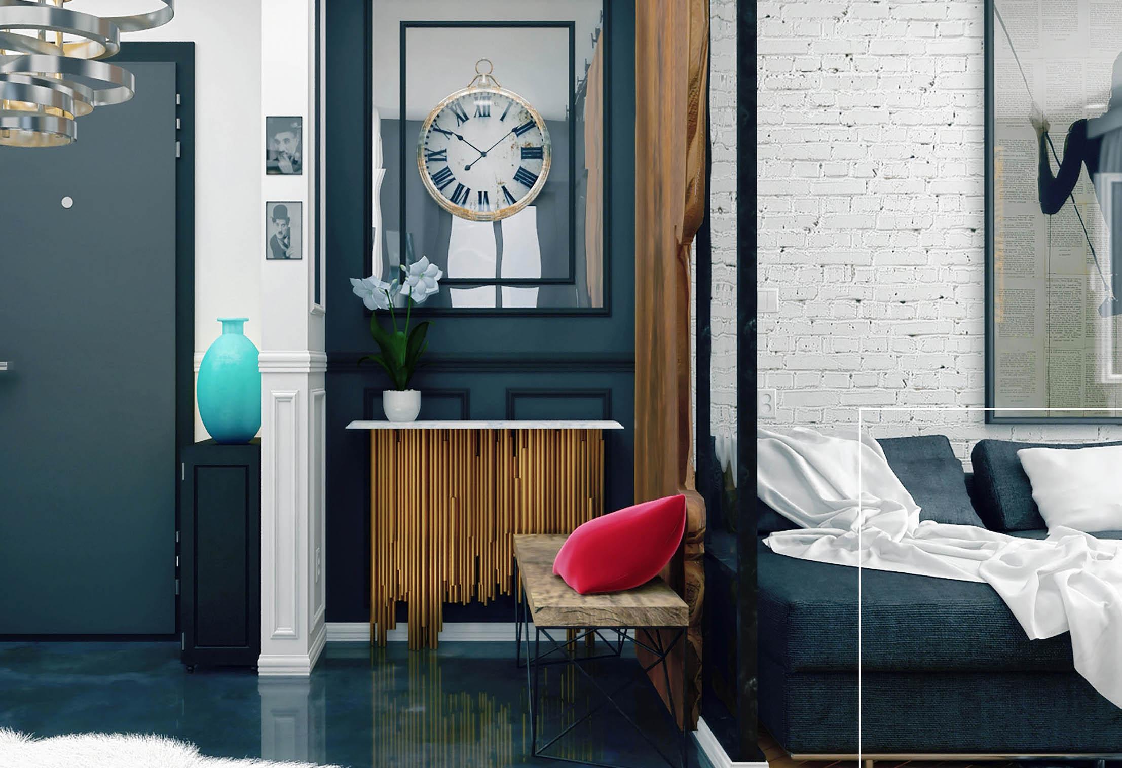Apartment Interior - Nr. 5