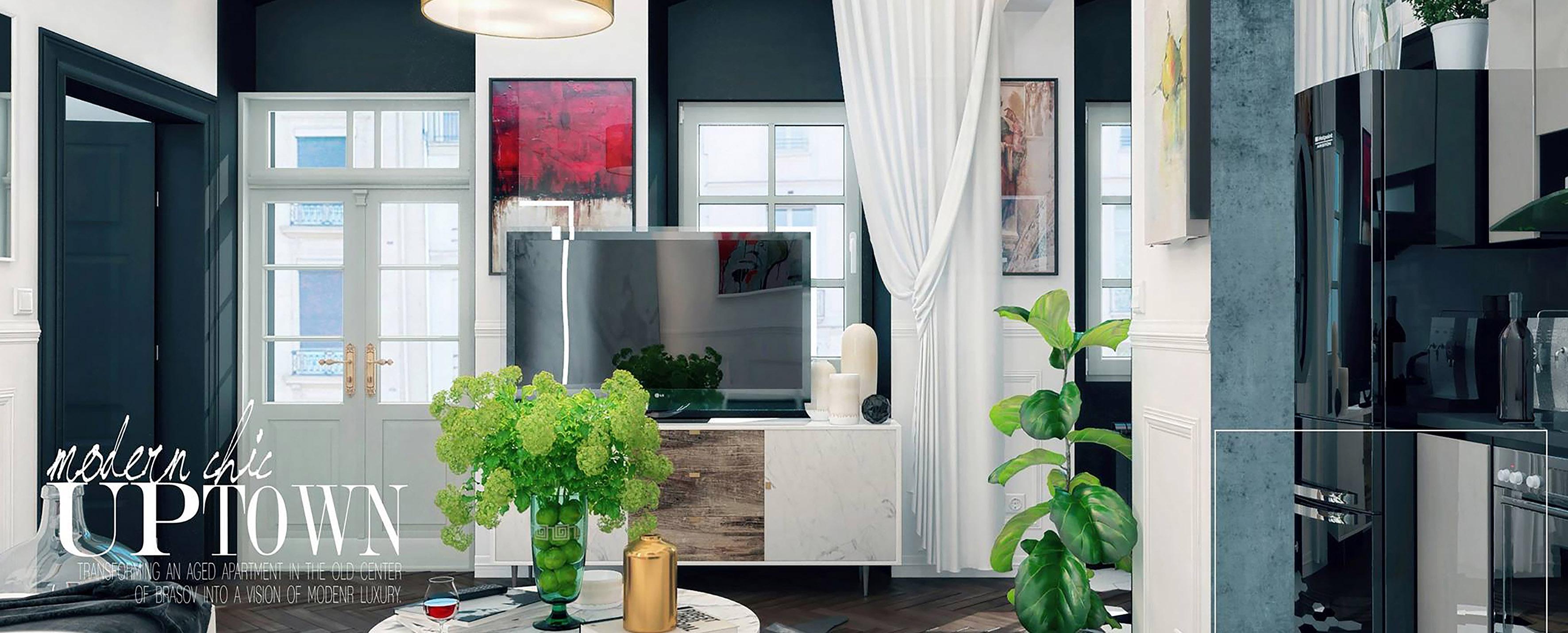 Apartment Interior Design - Brasov