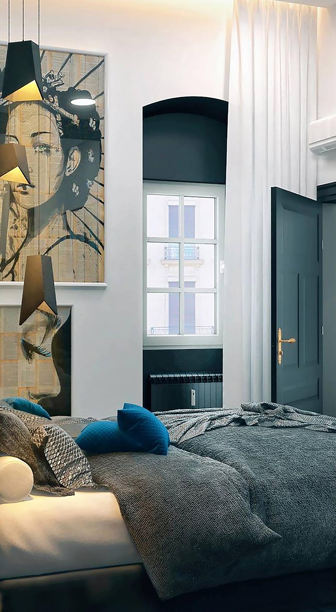 Apartment Interior - B