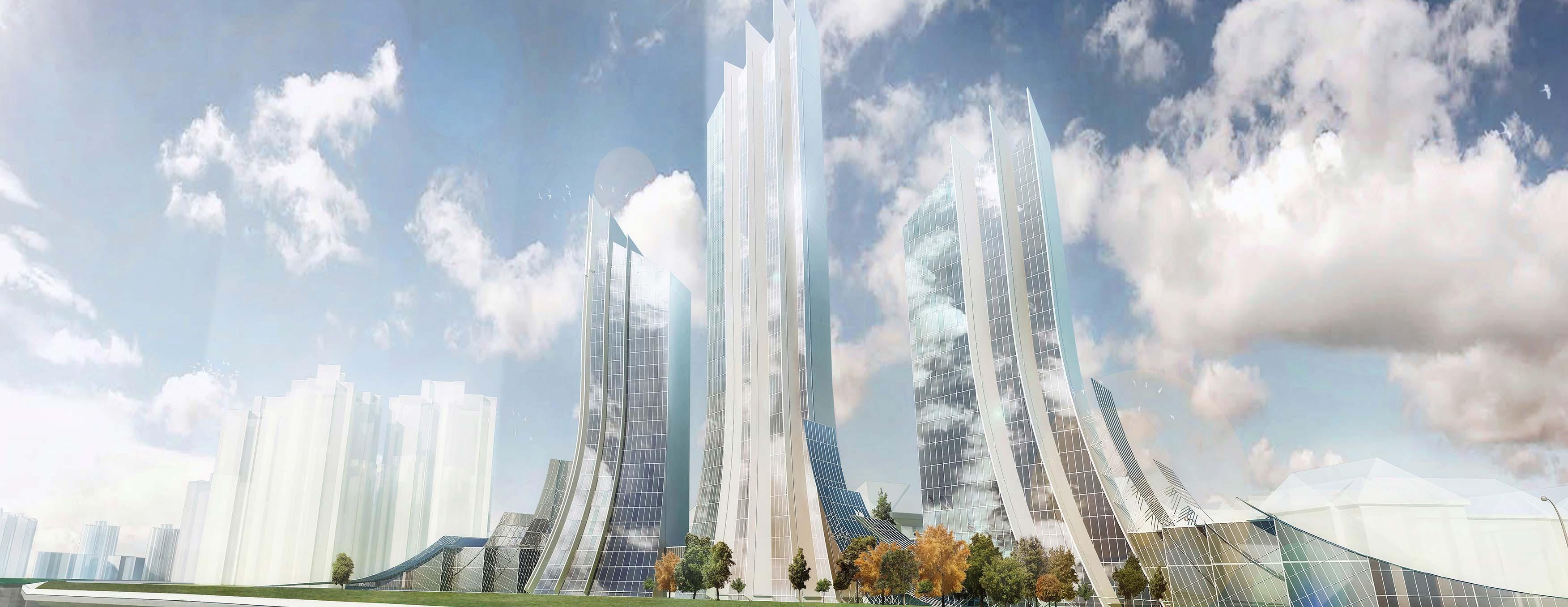 Trinity Towers